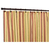 Warwick Medium Scale Stripe Shower Curtain