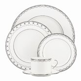 Iced Pirouette Dinnerware Set