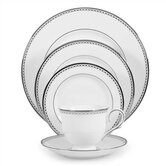 Pearl Platinum Dinnerware Set