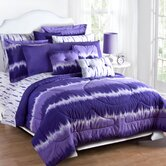 Purple Tie Dye Bedding Collection