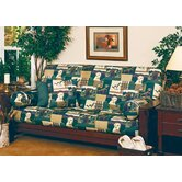 Dogs and Ducks Futon Bedding Collection