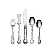 Strasbourg 5 Piece Flatware Set with Place Soup