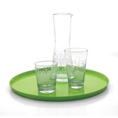 Round Melamine Tray
