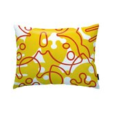 Yellow Season Pillow