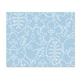 Just for Kids Ozone Blue/White Season Kids Rug