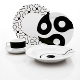 Links 20 Piece Dinnerware Set