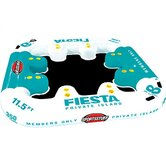 Fiesta Island Raft with Optional 3.0 PSI Electric Pump