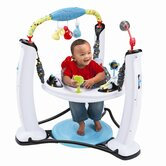ExerSaucer Jam Session Jump and Learn Stationary Jumper