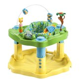 ExerSaucer Bounce and Learn Zoo Friends Bouncer