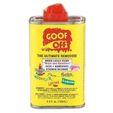 4.5 Oz VOC Goof Off® Cleaner FG651