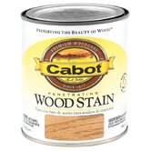 1 Quart Cherry Interior Oil Wood Stain 144-8124 QT