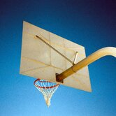 Backboard Brace Package - 3 1/2 Inch Post