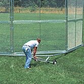 Backstop Transporter