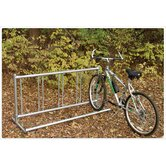 Permanent Single Entry Bike Rack