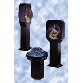 AquaVision 25 Gallon Aquarium with optional Hourglass Stand