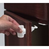 Adhesive Mount Magnetic Lock-Key Set