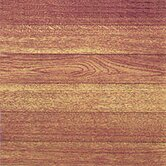 Vinyl Machine Light Wood Slats Floor Tile (Set of 45)
