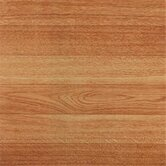 Vinyl Machine Blonde Wood Slats Floor Tile (Set of 45)