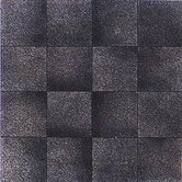 Vinyl Grey Marble Cubism Floor Tile (Set of 20)