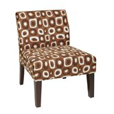 Laguna Fabric Slipper Chair