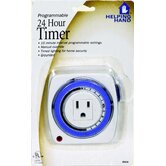 Programmable 24 Hour Timer