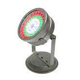 72 Super Bright Led Changing Pond Light with Waterproof In-Line Controller