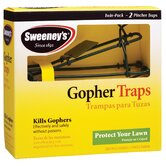 Gopher Traps (Set of 2)