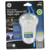 3 in 1 Rechargeable Power Failure LED Night Ligh