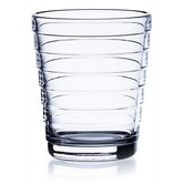 Aino Aalto Set of Two 7.75 Oz. Tumblers Clear