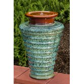 Twister Ceramic Indoor / Outdoor Fountain