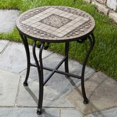 Basilica Mosaic Side Table