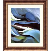 From the Lake No. 1 Bronze Framed Print - Georgia O'Keeffe