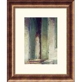Woman in Doorway Bronze Framed Print - John Singer Sargent