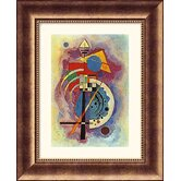 Homage to Grohmann Bronze Framed Photograph - Wassily Kandinsky