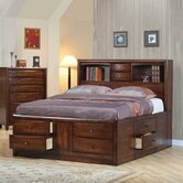 Newport Storage Panel Bed