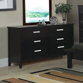 Newport 6 Drawer Dresser