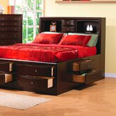 Hillary Storage Panel Bed