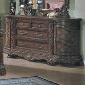 Stephano 9 Drawer Combo Dresser