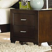 Fredonia 2 Drawer Nightstand