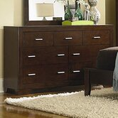 Tiffany 7 Drawer Dresser