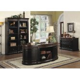 Troy Standard Desk Office Suite