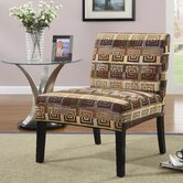 San Augustine Fabric Slipper Chair
