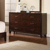 Tyler 6 Drawer Dresser
