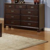 Bellwood 9 Drawer Dresser