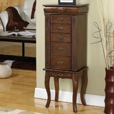 Moser Jewelry Armoire