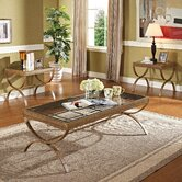 Quintin 3 Piece Coffee Table Set