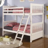 Mullin Twin over Twin Bunk Bed
