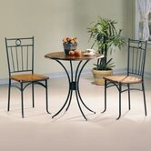 Beaverton 3 Piece Dining Set
