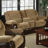 Freeport Chenille Reclining Loveseat