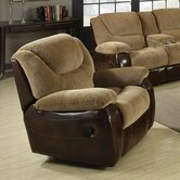 Freeport Chenille Recliner
